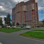 Сдаю двухкомнатную квартиру в новом доме недалеко от метро Международная.