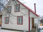 Продаю дом в тихом месте г. Апрелевка, рядом с лесом и озером. Два дома на участке: основной дом 120