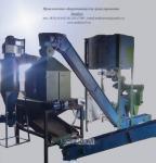 Надежные линии гранулирования  Российского производства  , производительностью от 1  до 6 тонн в час
