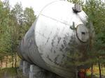 Емкости б/у из нержавеющей стали