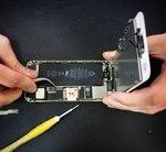 Ремонт iPhone. Замена экрана, акб