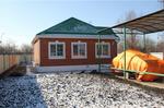 Садовый домик на берегу Кубани, полностью готовый