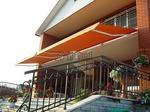 Солнцезащитные системы для ресторанов, кафе