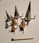 Блесна «Конус» для зимней рыбалки